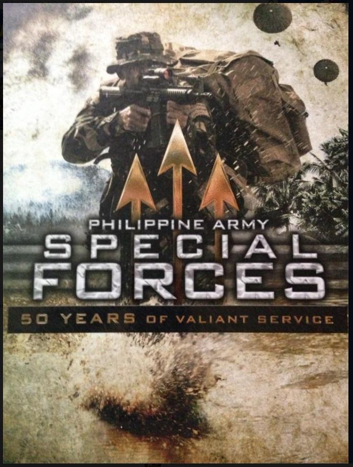 Picture of the Day : Army Special Forces - Philippines