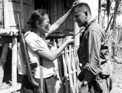Meet Captain Nieves Fernandez, the only known Filipino female guerrilla leader and school teacher