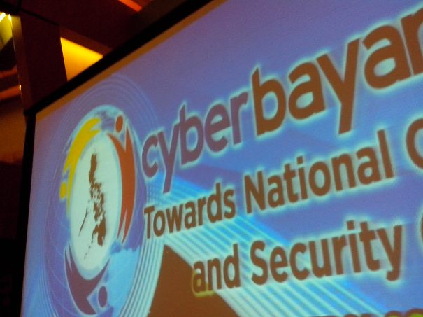 Cyber Bayanihan Version 1.0 of the Department of National Defense ( Department of National Defense - Philippines ) News by Defense News Daily and Defense News Daily PH Online Team  http://www.defensenewsdailyph.com Cyber Bayanihan is a conference of stakeholders that specialized in data security and Cyber Defense Security. The venue of the event was in the Armed Forces of the Philippines Camp Aguinaldo Quezon City.  This Cyber Defense conference helps in updating the community as regards new technologies and systems that can prevent hackers from acquiring important data in the server that the stakeholders are managing. Check out Online Security Center section of the Defense News Daily PH for more details. - http://www.defensenewsdailyph.com