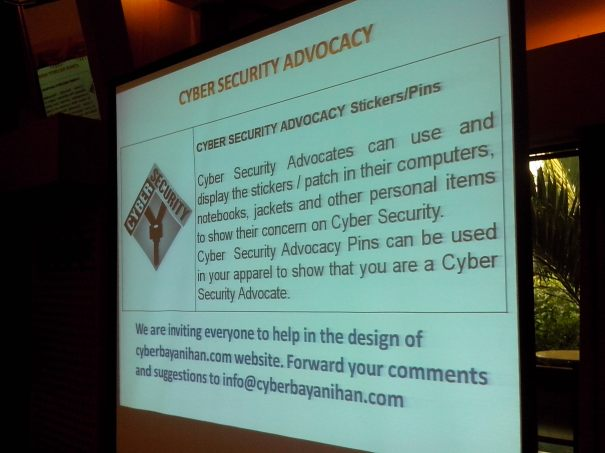 Cyber Bayanihan Version 1.0 of the Department of National Defense ( Department of National Defense - Philippines )