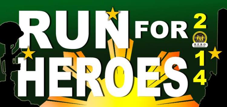 Run for Heroes 2014 Banner1