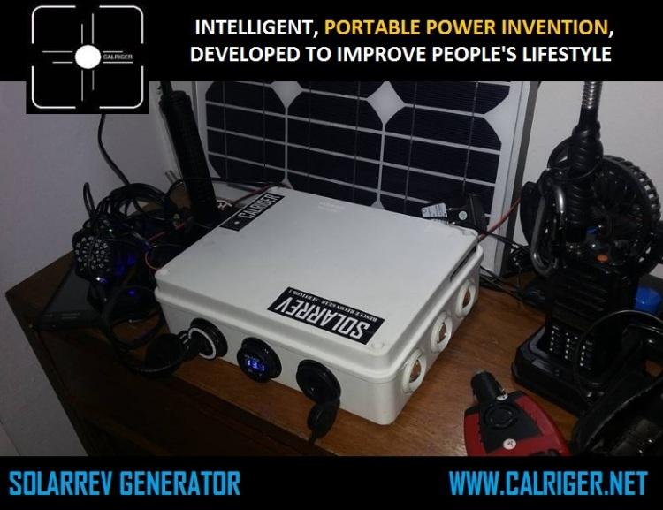 SolarRev Gen S1 Intelligent Design