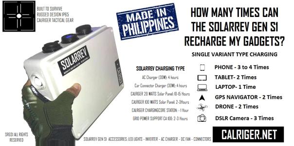 SolarRev in your hands